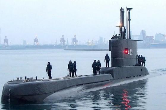 KRI Nanggala 402 UPSC   Deep Submergence Rescue Vessel (DSRV)